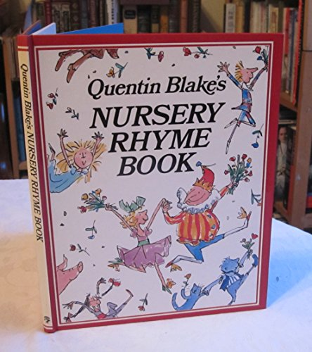 9780060205331: Quentin Blake's Nursery Rhyme Book