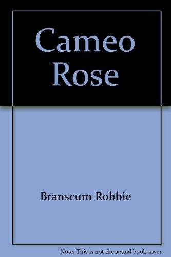 9780060205591: Cameo Rose
