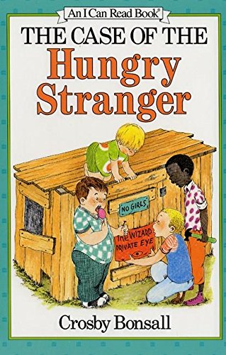 9780060205713: The Case of the Hungry Stranger (I Can Read Level 2)