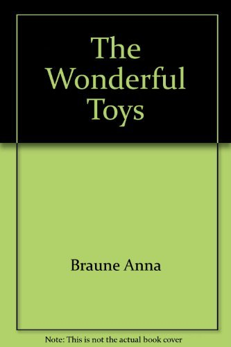 9780060206192: The Wonderful Toys