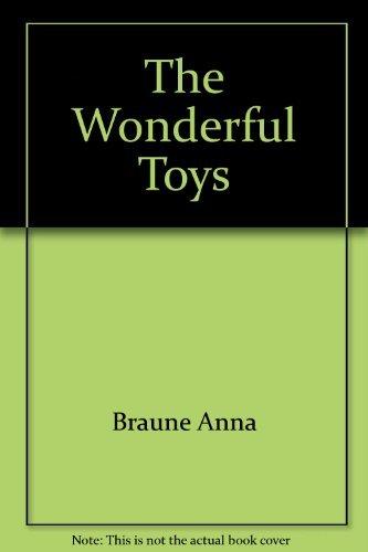 9780060206192: The Wonderful Toys