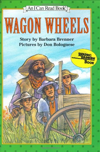 9780060206680: Wagon Wheels