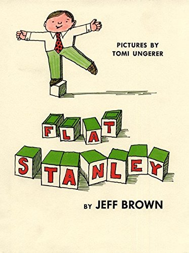 9780060206802: Flat Stanley[ FLAT STANLEY ] By Brown, Jeff ( Author )Jan-01-1964 Hardcover