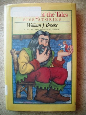 9780060206895: A Telling of the Tales: Five Stories