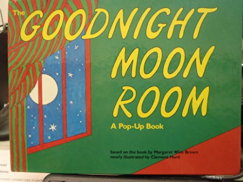 9780060207076: The goodnight moon room (A Pop-up book)