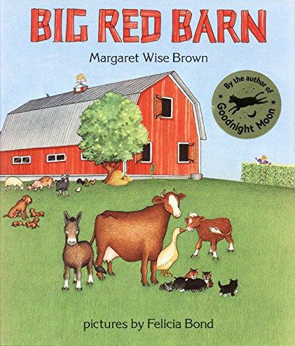 9780060207496: Big Red Barn