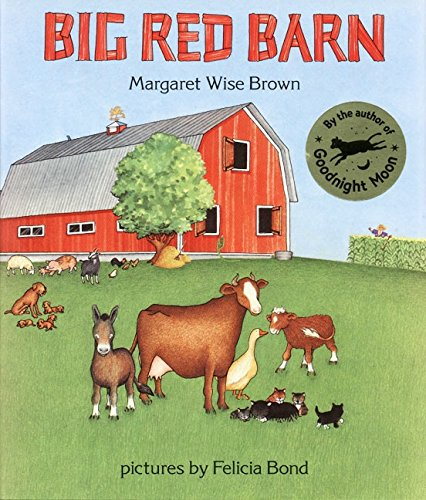 9780060207502: Big Red Barn (Big Book)