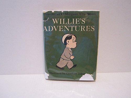 9780060207694: Willie's Adventures