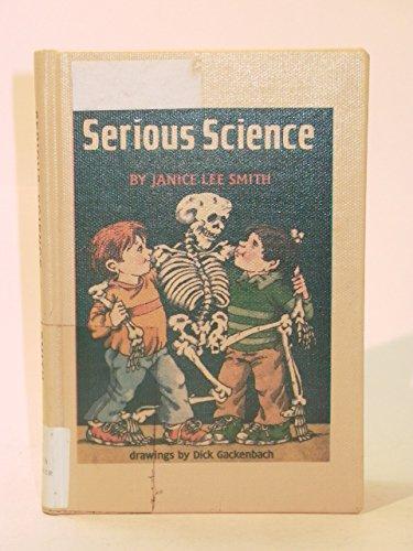 9780060207793: Serious Science: An Adam Joshua Story