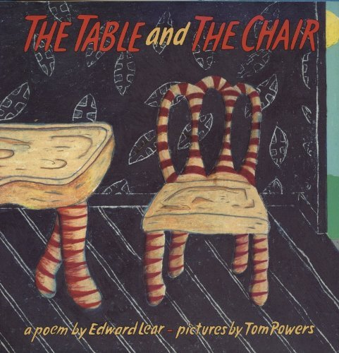 9780060208059: The Table and the Chair: A Poem