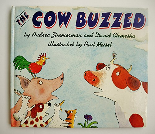 9780060208080: The Cow Buzzed