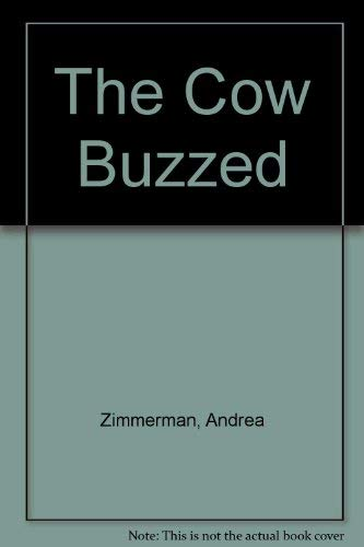 9780060208097: The Cow Buzzed