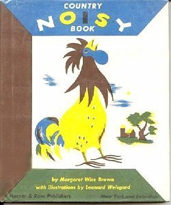 9780060208103: The Country Noisy Book