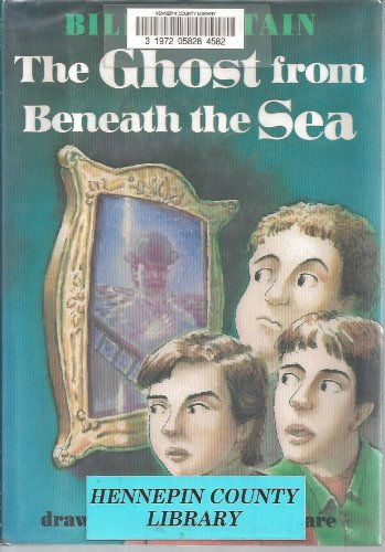 9780060208271: The Ghost from Beneath the Sea