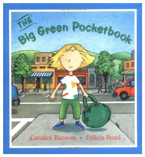 9780060208486: The Big Green Pocketbook (A Laura Geringer Book)
