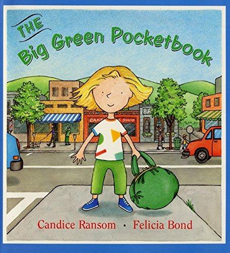 9780060208493: Big Green Pocketbook, The (A Laura Geringer Book)