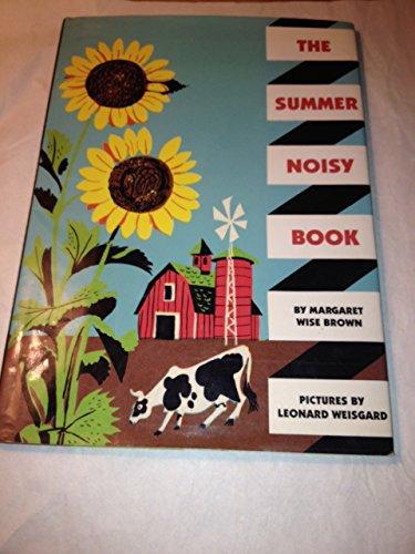 9780060208554: The Summer Noisy Book