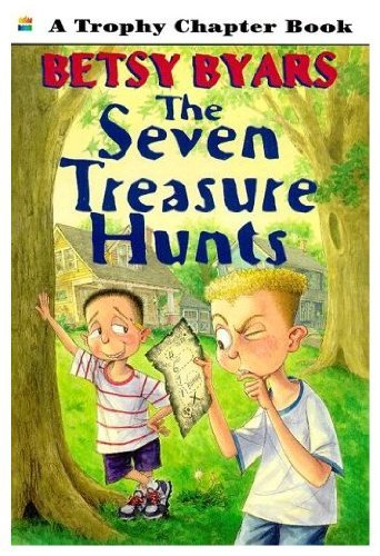 9780060208851: The Seven Treasure Hunts