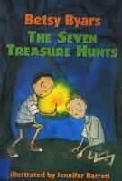 9780060208868: The Seven Treasure Hunts
