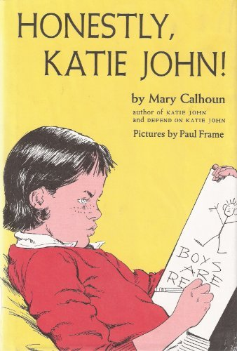 9780060209360: Honestly, Katie John (Harper Trophy Book)