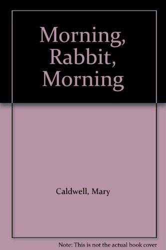 9780060209407: Morning- Rabbit- Morning