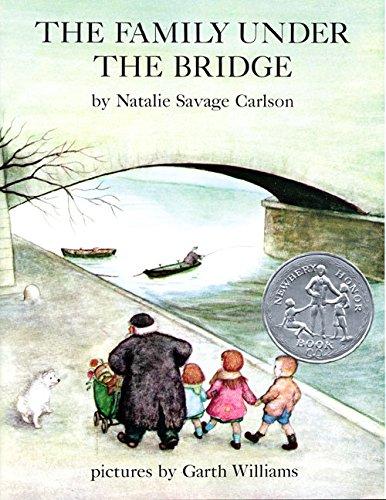 9780060209919: Family Under the Bridge, The