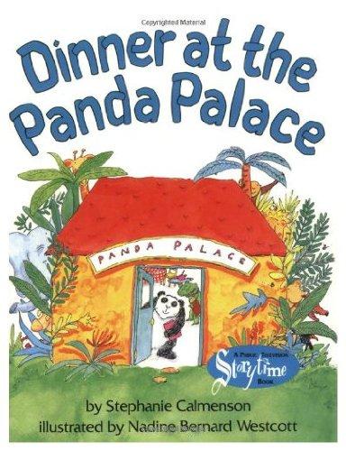 9780060210106: Dinner at the Panda Palace