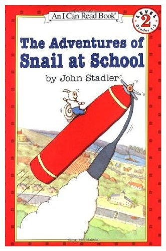 9780060210410: The Adventures of Snail at School (An I Can Read Book)