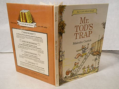 9780060211134: Mr. Tod's Trap  (I Can Read Book)