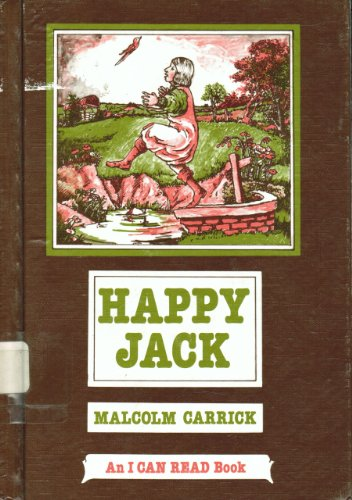 Happy Jack: A Folktale (I Can Read Book) (0060211229) by Carrick, Malcolm
