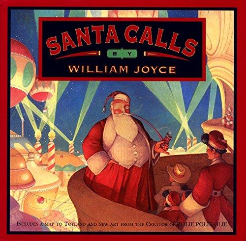 9780060211332: Santa Calls