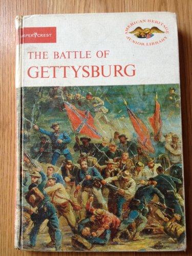 9780060211660: Battle of Gettysburg (American Heritage Junior Library)