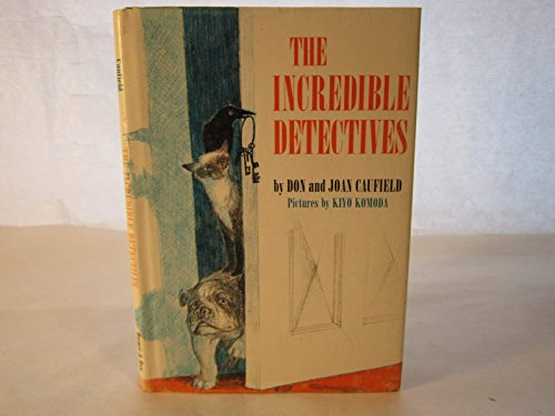 9780060211691: Incredible Detectives
