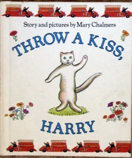 9780060212469: Throw a Kiss, Harry