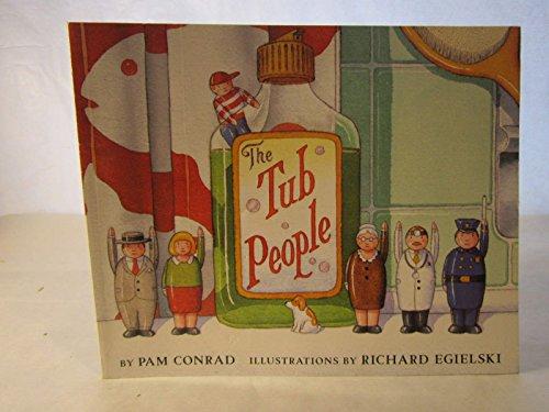 9780060213121: the tub people