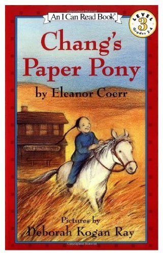 9780060213282: Chang's Paper Pony (I Can Read!)