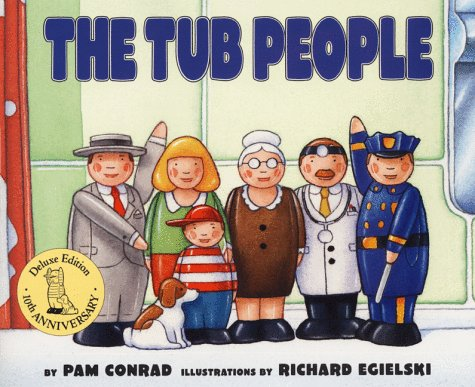 9780060213404: The Tub People