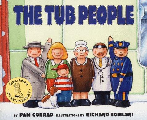 9780060213404: The Tub People