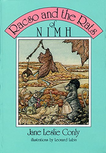 9780060213626: Racso and the Rats of NIMH