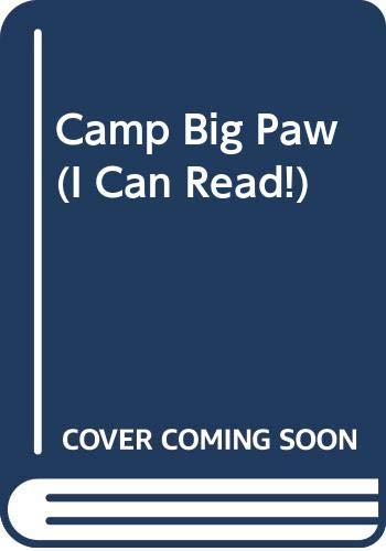 9780060213688: Camp Big Paw (I Can Read!)