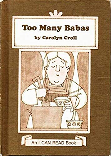 9780060213831: Too Many Babas (An I Can Read Book)