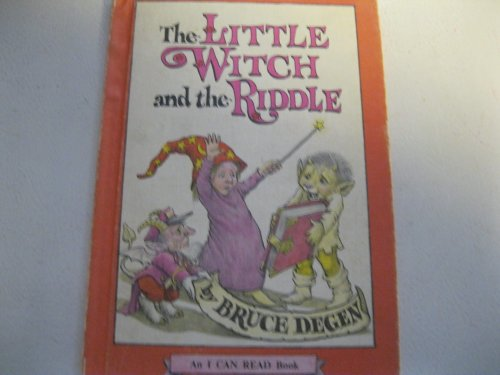 9780060214159: The Little Witch and the Riddle (I Can Read Book)