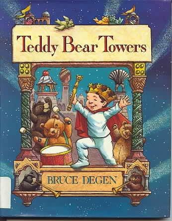 9780060214203: Teddy Bear Towers