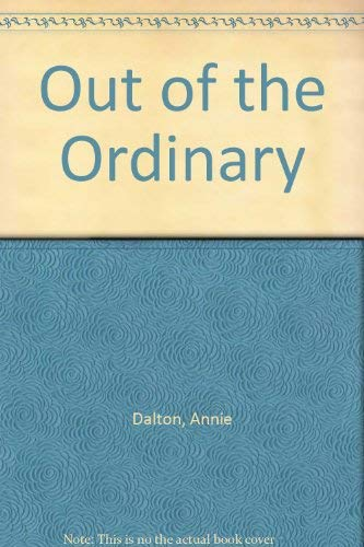 9780060214241: Out of the Ordinary