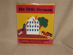 9780060214760: The Little Fireman