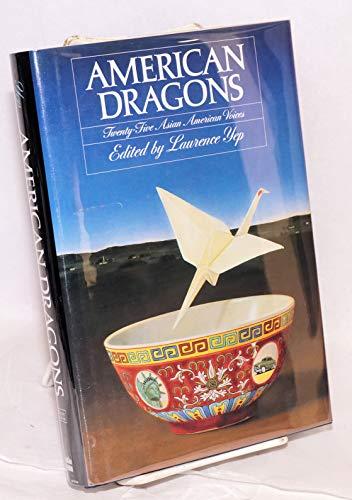 9780060214944: American Dragons: Twenty-Five Asian American Voices