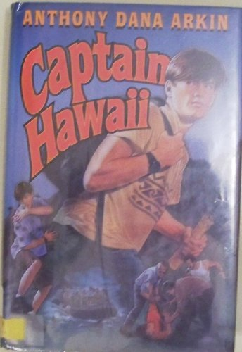 9780060215088: Captain Hawaii