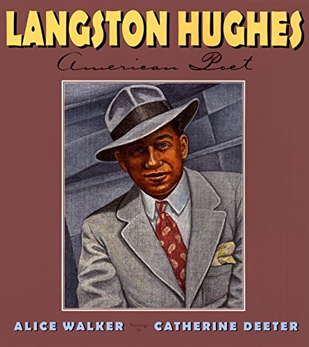 Langston Hughes: American Poet (0060215194) by Alice Walker