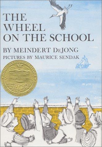 9780060215866: The Wheel on the School