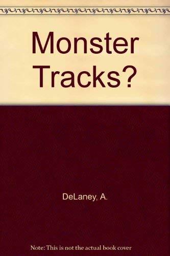 9780060215897: Monster Tracks?